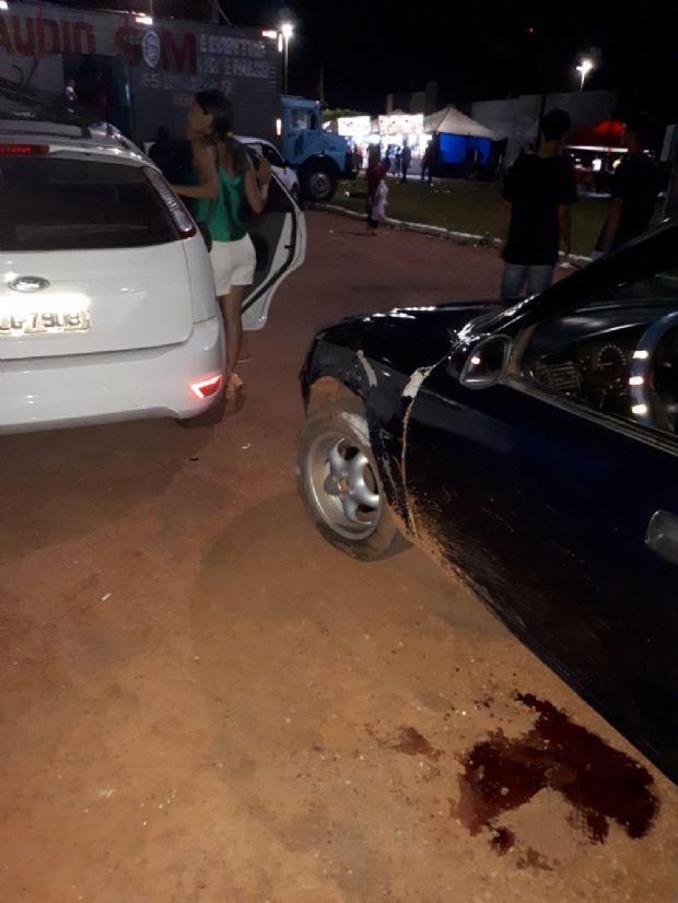 Jovem é assassinado a tiros em praça durante festa de réveillon