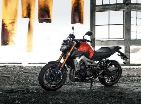 Yamaha traz MT-09 ao Brasil a partir de R$ 35.990