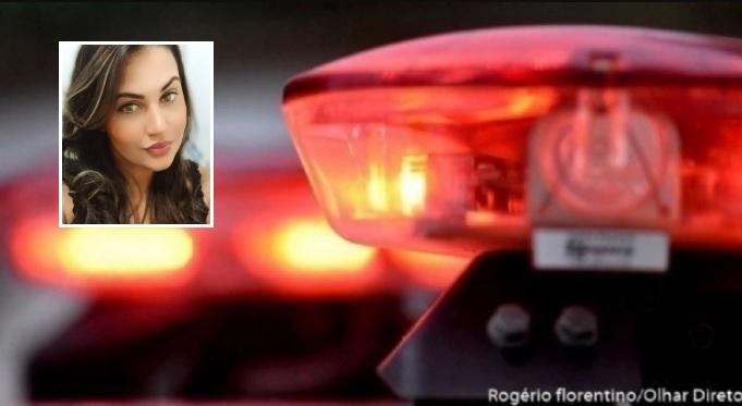 Mulher morre após capotamento de camionete em estrada vicinal e marido fica ferido