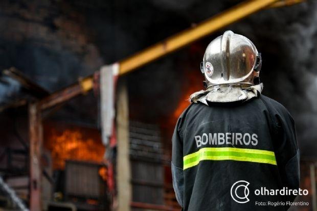 Moradores são evacuados de prédio de luxo em Cuiabá após princípio de incêndio