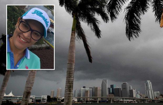 Jornalista mato-grossense nos EUA relata tensão com chegada do furacão Irma: