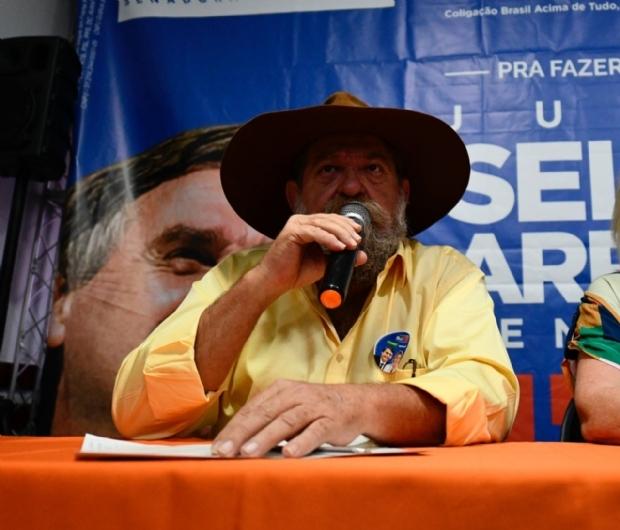 Nelson Barbudo é o candidato mais votado de Mato Grosso