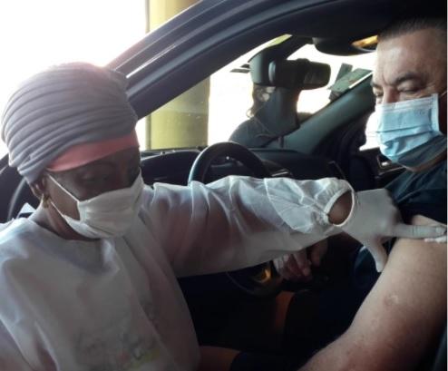 Deputados imunizados