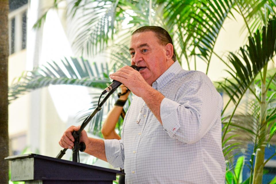 Nininho enaltece Mendes e diz que deputados saiam como mentirosos na gestão Taques:
