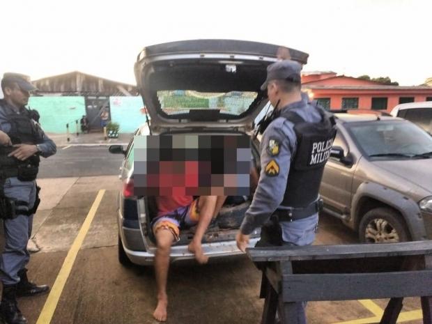 Dois homens são presos por tentativa de estupro contra menina de nove anos