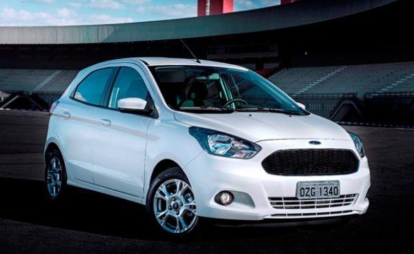 Ford comunica recall de 219 unidades do novo KA