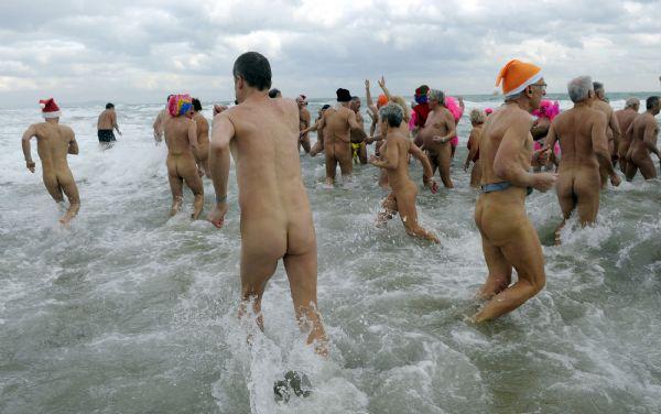 Hacer fotos en la Playa Nudista - Diario de un