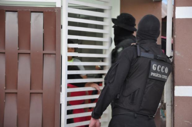 Polícia Civil cumpre 11 mandados de prisão contra ladrões de banco em MT