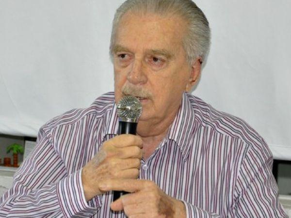 Morre o ex-presidente da Federação Mato-grossense de Futebol, Carlos Orione