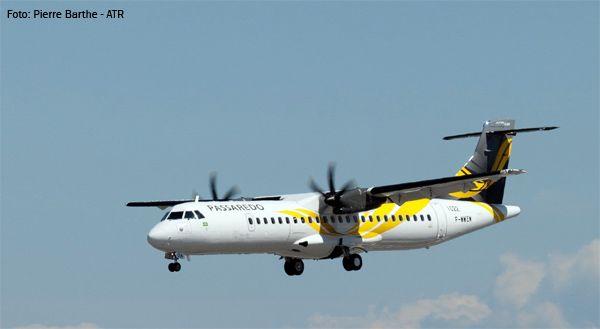 Passaredo abandona voo madrugueiro e passa a operar durante o dia entre Cuiabá e Sinop