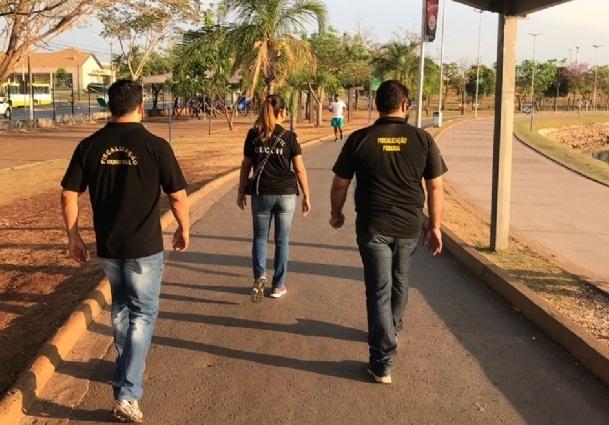 Operação prende mais um 'falso' educador físico que atuava em parque de Cuiabá