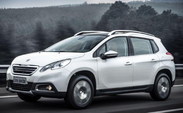 CESVI: Peugeot 2008 tem o melhor índice de reparabilidade