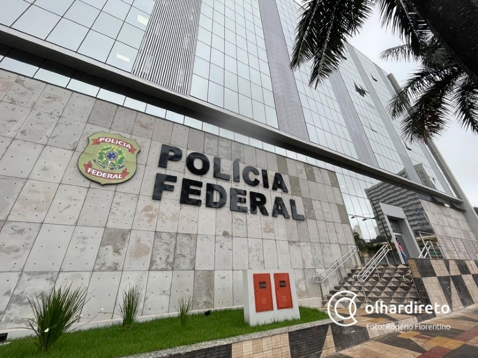 PF faz operação contra grupo especializado em desviar encomendas dos Correios na região metropolitana de Cuiabá