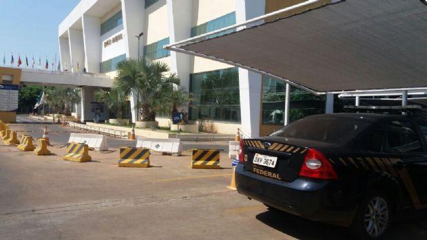 Alvos de operação, cinco conselheiros do TCE citados por Silval são afastado por Fux; expediente é suspenso