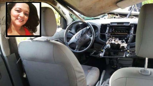 Sem CNH, mulher de 20 anos dirigia picape Hilux que atropelou e matou técnica em enfermagem
