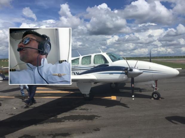 Piloto preso com meia tonelada de cocaína é genro de prefeito e recebeu moção de aplausos de deputado