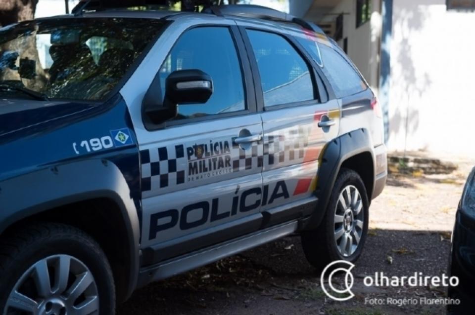 Motorista embriagado é preso após colidir Fox com S10 em avenida