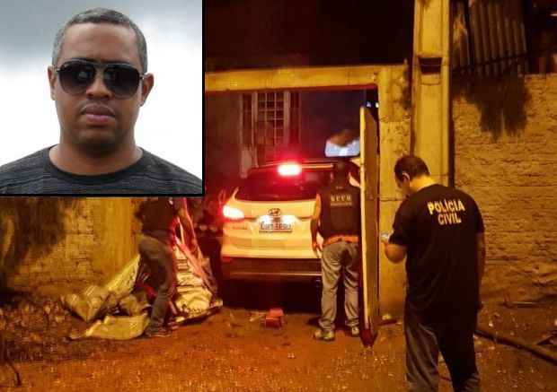 Policial baleado durante sequestro de empresária apresenta melhora e não deve passar por nova cirurgia