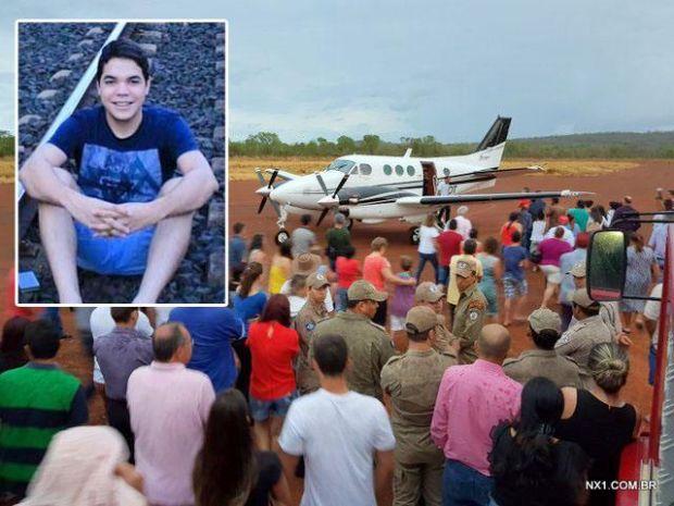 Filho de ex-prefeito de MT, universitário morre de doença rara no Maranhão;  fotos