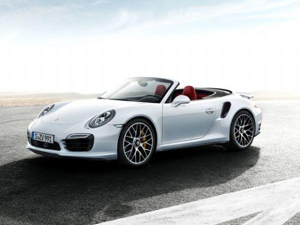 Porsche 911 Turbo S Cabriolet está à venda no Brasil por R$ 1,2 milhão