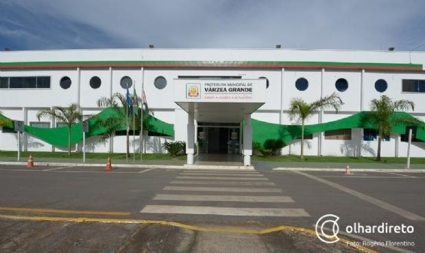 Prefeitura e Várzea Grande abre processo seletivo para nível médio na Secretaria de Meio Ambiente