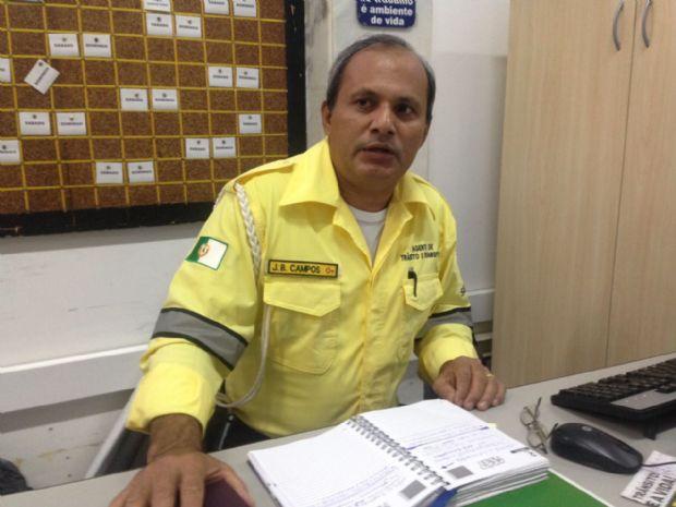 Efetivo de agentes de trânsito em Cuiabá é 88% menor que o ideal, afirma presidente de Sindicato