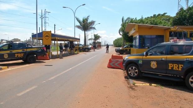 Indígena ameaça chefe de Delegacia da PRF após ter veículo apreendido; segurança é reforçada