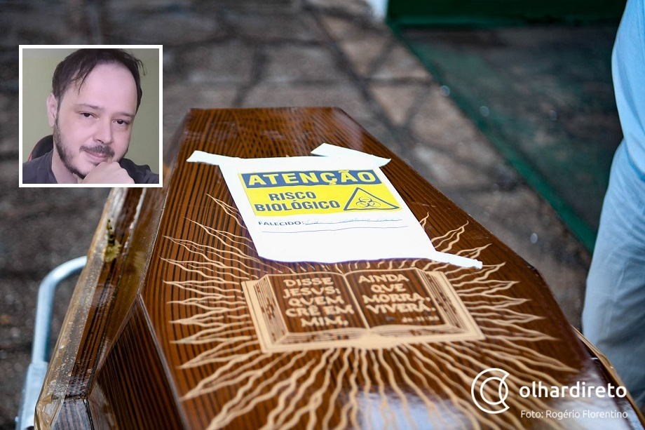 Professor da UFMT morre por complicações da Covid-19 em Cuiabá