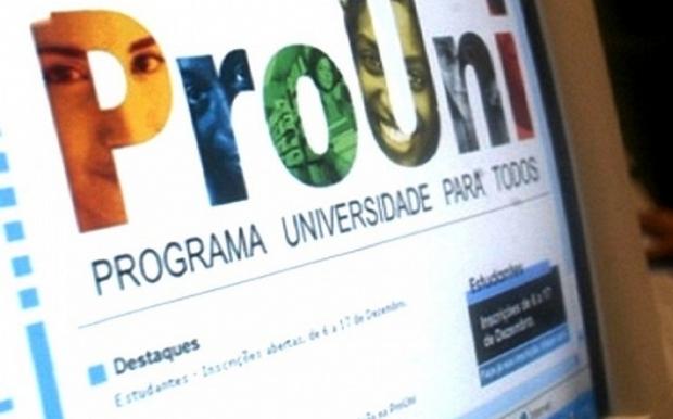 ProUni abre inscrições que vão até sexta-feira; 77 cursos são ofertados na capital