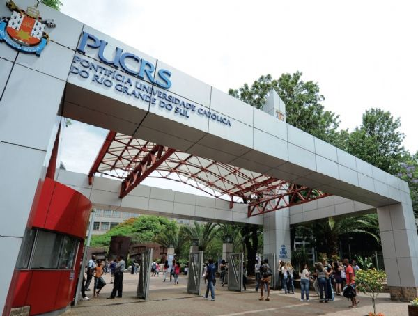 Campus da PUCRS em Porto Alegres (RS)