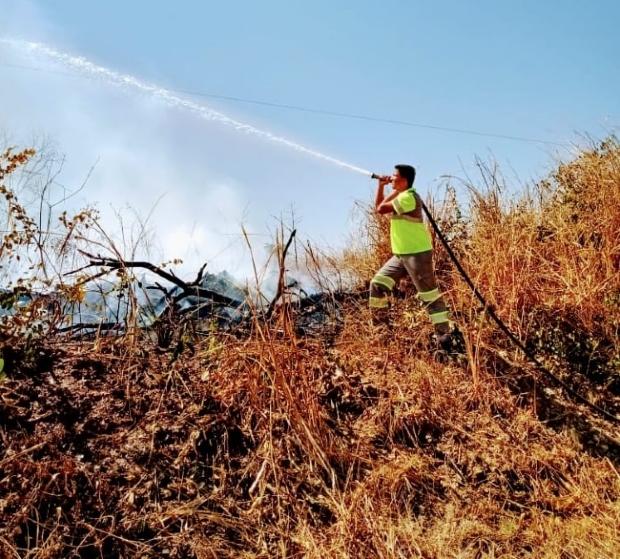 Rodovia BR-163/364 registra maior número de incêndios em quatro anos