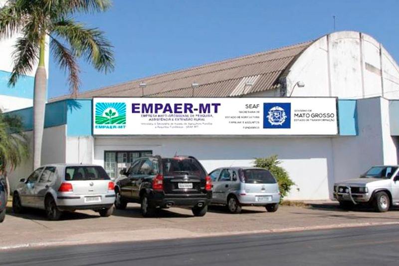 Mais de 30 funcionários da Empaer são demitidos após decisão judicial;  veja lista