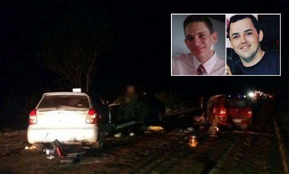 Sobrevivente de acidente com 5 mortes passa por cirurgia e bancário segue em observação; esposas morreram