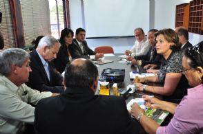 MT firma acordo com Acre e RO para traçar uma rota turística com o Peru