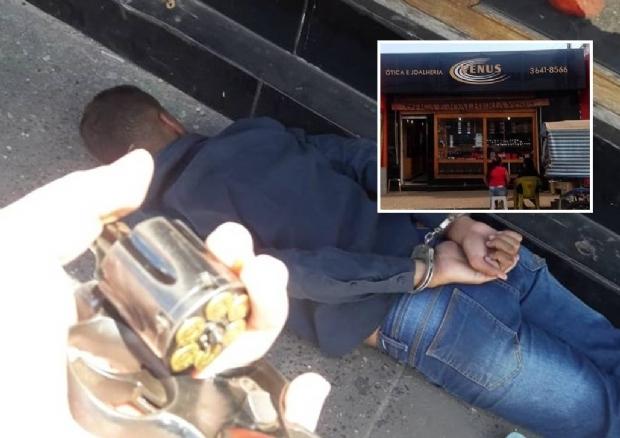 2ad25a47af5 Adolescente de 14 anos é preso roubando joalheria em Cuiabá ...