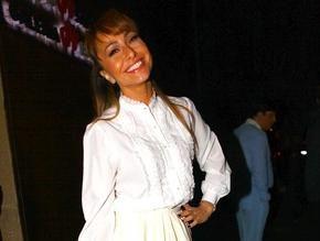Vestida de professora Helena, Sabrina Sato revela: 'Tenho medo de casar'