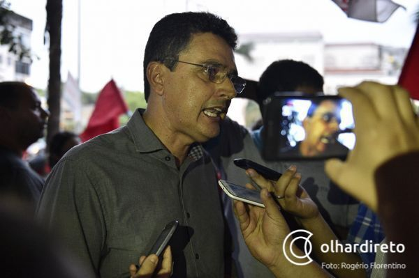 Ságuas afirma que única saída é renúncia de Temer e eleições diretas