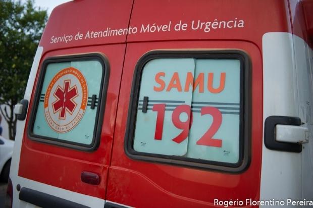 Samu encontra homem desacordado ao volante em Cuiabá; veja vídeo