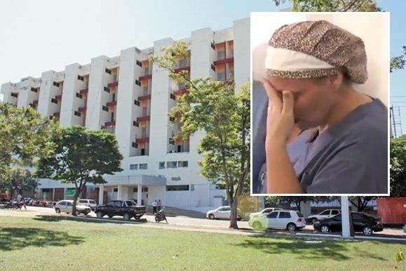 Enfermeiras choram por fechamento de UTI e Governo repassa R$ 30 mi à Saúde;  veja vídeo