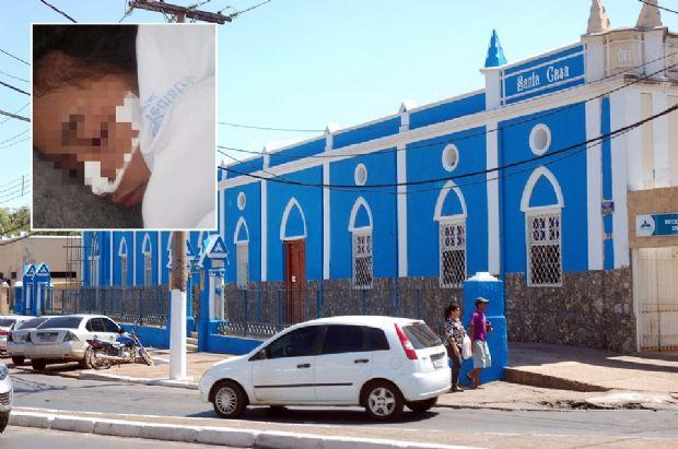 Após 15 dias, menina de 11 anos envenenada com soda cáustica recebe alta de hospital