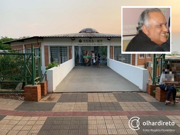 Sema deixa multa caducar e livra ex-sócio de Silval de pagar mais de R$ 400 mil por crime ambiental