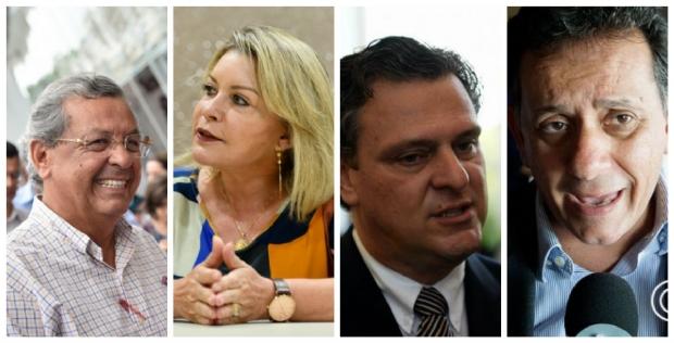 Pesquisa Access mostra Selma, Fávaro e Leitão na disputa pela segunda vaga ao Senado