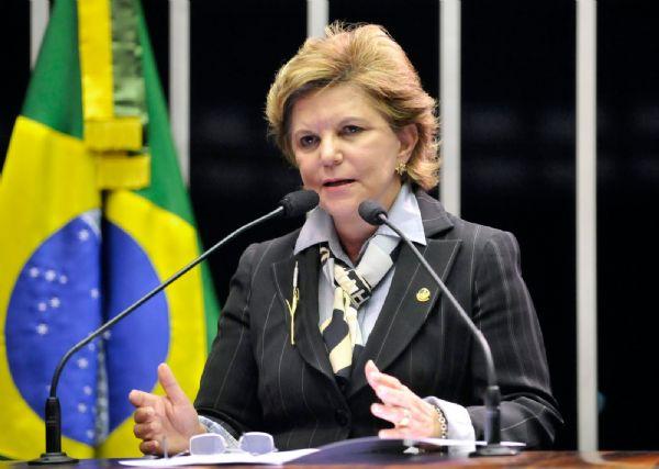 Senadora Lúcia Vânia (PSDB-MT)
