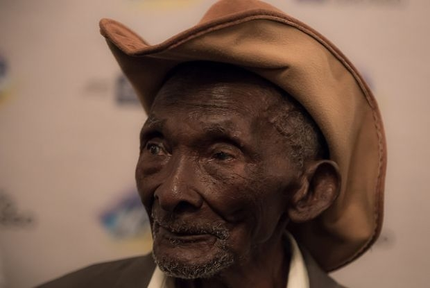 Símbolo do 'Mata Cavalo', morre aos 113 anos Antônio Mulato