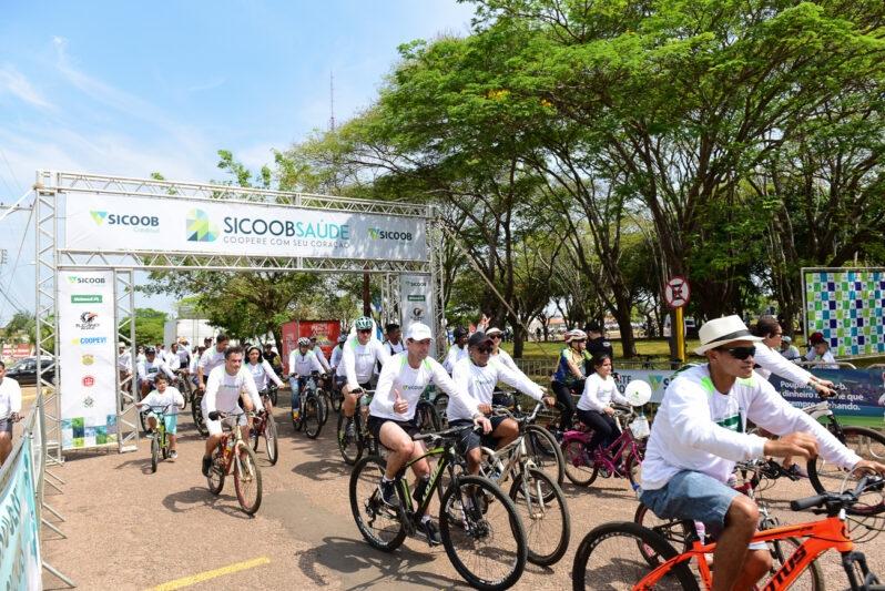 Passeio Ciclístico da Sicoob Credisul pelo Dia Mundial do Coração está com as inscrições abertas