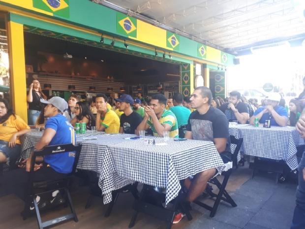 Nos acréscimos, seleção faz dois gols e mato-grossenses sofrem em partida tensa contra Costa Rica