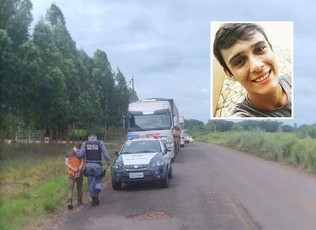 Jovem de 21 anos foi morto a facadas durante discussão com quatro homens
