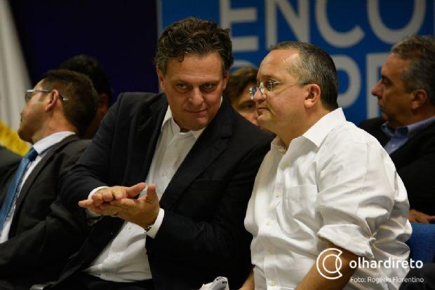 Taques diz que aguarda partido de Fávaro tomar posição sobre saída do governo