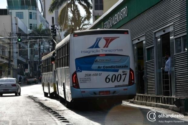 Com câmeras, novos ônibus do transporte coletivo serão monitorados 24h; BRT não impactará