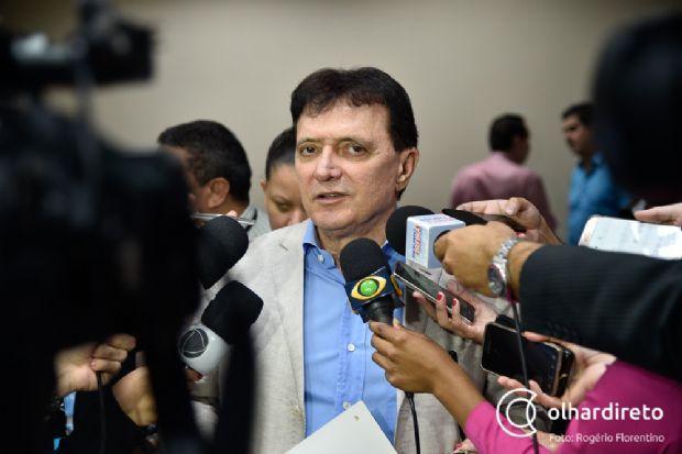 Antônio Joaquim anuncia candidatura ao governo e ataca gestão Taques